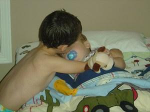 jasper in big boy bed 02_resize